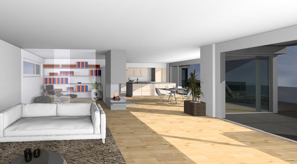 Mehrfamilienhaus in grenchen architektur und for Raumgestaltung architektur