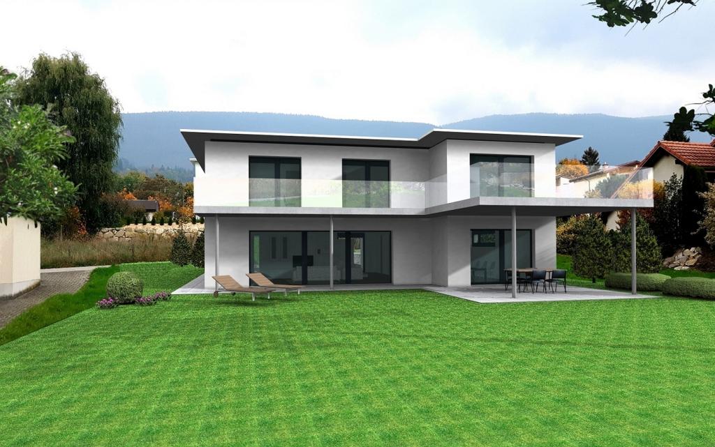 Efh in lengnau architektur und raumgestaltung ag for Raumgestaltung architektur