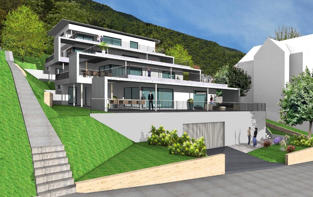 Architektur und raumgestaltung ag wohnungsbau powered for Raumgestaltung architektur