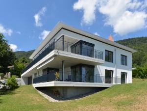 Architektur und raumgestaltung ag 2 familienhaus for Raumgestaltung architektur