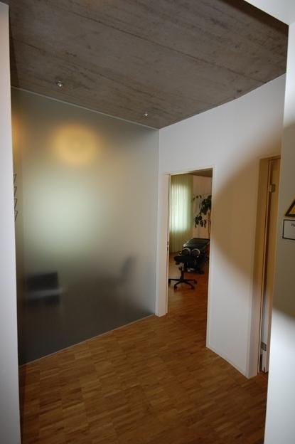 Anbau chiro praxis kastelsstrasse grenchen architektur for Raumgestaltung 360