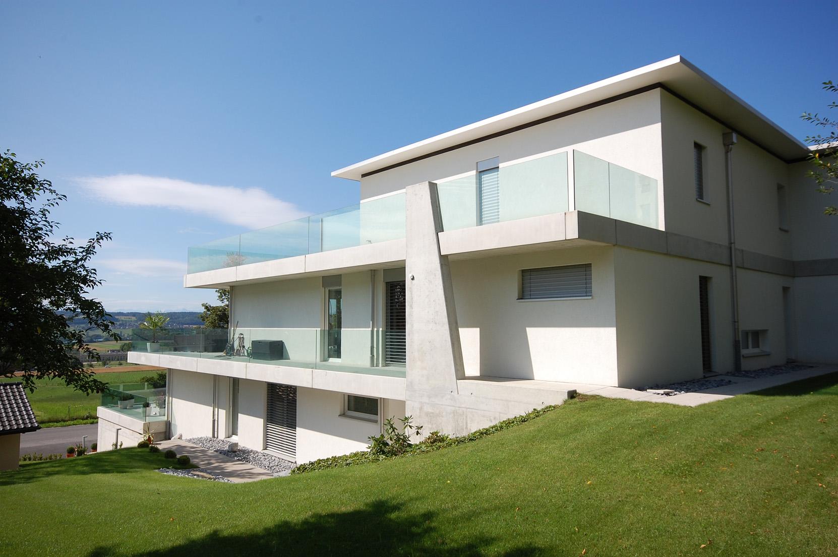 Terrassenwohnungen grenchenstrasse bettlach architektur for Format 41 raumgestaltung ag