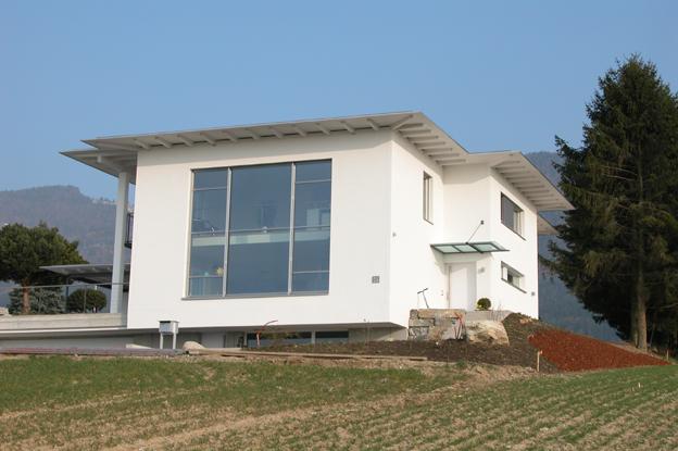 Einfamilienhaus b elenweg bettlach architektur und for Raumgestaltung architektur