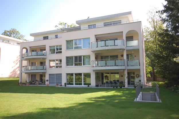 Mehrfamilienh user schildpark grenchen architektur und for Raumgestaltung architektur