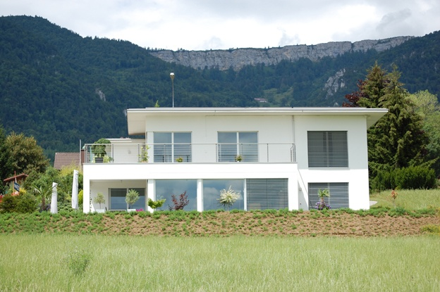 Architektur und raumgestaltung ag einfamilienhaus for Raumgestaltung architektur