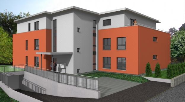 Eigentumswohnungen breitengasse grenchen architektur und for Raumgestaltung architektur