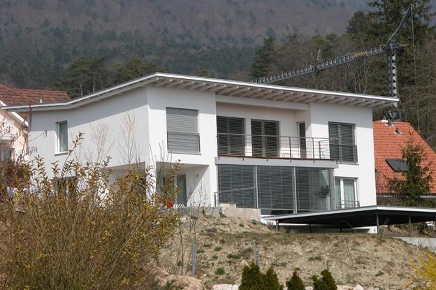 Einfamilienhaus h beli bettlach architektur und for Format 41 raumgestaltung ag